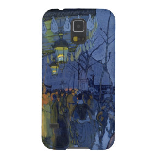 Street Scene, at Five in the Afternoon, 1887 Galaxy S5 Case