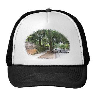 Street Scene, Beaufort, SC Trucker Hat