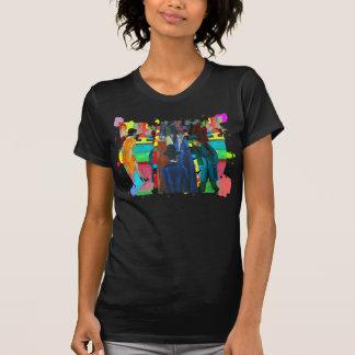 Street Scene by Ernst Ludwig Kirchner T-Shirt