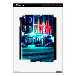 Street Scene Decals For iPad 2