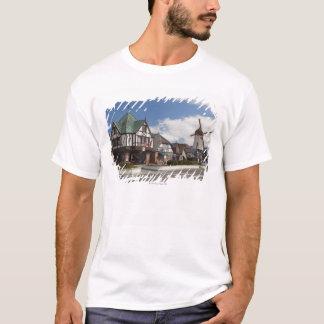 Street Scene from historic Solvang T-Shirt