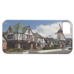 Street Scene from historic Solvang, 'The Danish iPhone 5 Cases