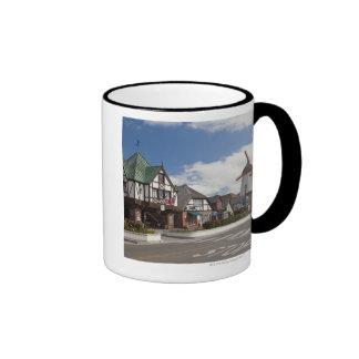 Street Scene from historic Solvang, 'The Danish Ringer Mug