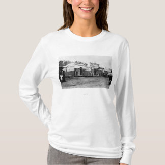 Street Scene in Anchorage, Alaska Photograph T-Shirt