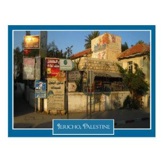 Street Scene in Jericho, Palestine Postcards