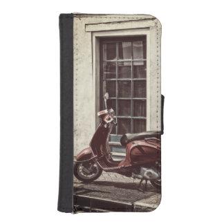 Street scene iPhone SE/5/5s wallet