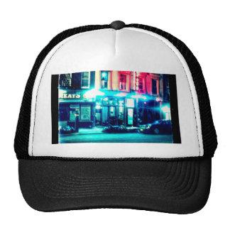 Street Scene Trucker Hats