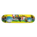 Street Shredder Custom Skate Board