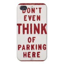 street sign 4 casing cases for iPhone 4