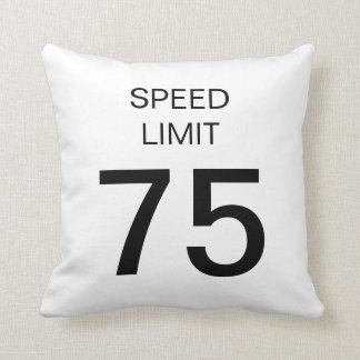 Street Sign Accent Pillow