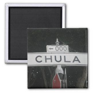 Street Sign Refrigerator Magnets