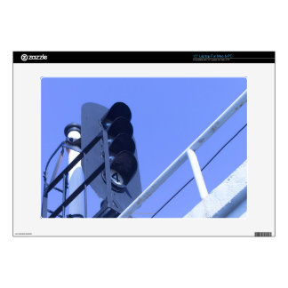"""Street Signal Decal For 15"""" Laptop"""