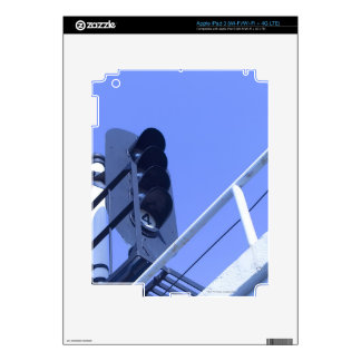 Street Signal iPad 3 Decal
