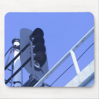 Street Signal Mouse Pad