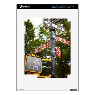 Street Signs 2 iPad 3 Skin