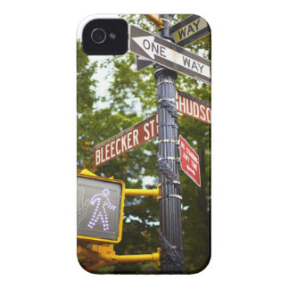 Street Signs 2 iPhone 4 Case-Mate Case