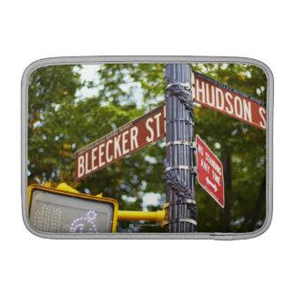 Street Signs 2 MacBook Sleeve