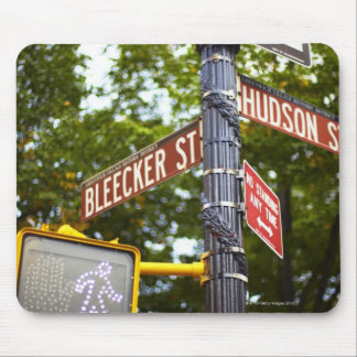 Street Signs 2 Mouse Pad
