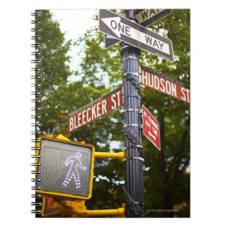 Street Signs 2 Note Books