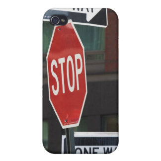 Street Signs iPhone 4 Cases