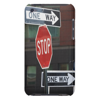 Street Signs iPod Touch Cover