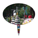 Street size Christmas decorations Cake Topper