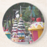 Street size Christmas decorations Drink Coaster