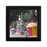 Street size Christmas decorations Gift Box