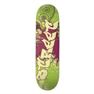 Street Skateboard Deck