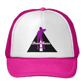 STREET SKATER CAP TRUCKER HAT