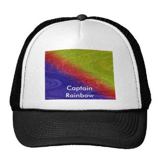 Street Smart Rainbow Captain Trucker Hat
