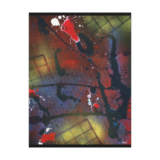 Street Spirit Canvas Print