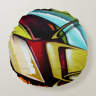 Street Style by Frank Mothe. 2014 Round Cushion