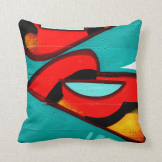 Street Style Design Pillow. By Frank Mothe.2014
