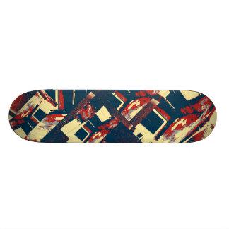 Street styles skateboard deck