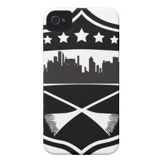 street sweeper Case-Mate iPhone 4 case