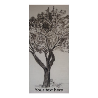 Street Tree Rack Card
