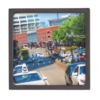 Street view Boston City USA America Bus Tour Gift Box