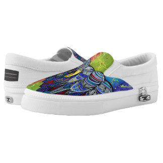Street Wise Owl Shoes