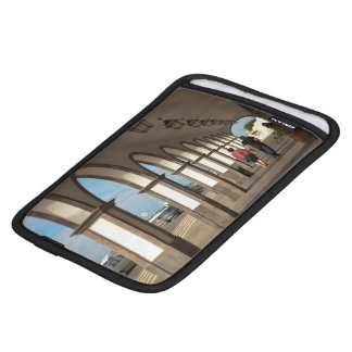Street with arches sleeve for iPad mini