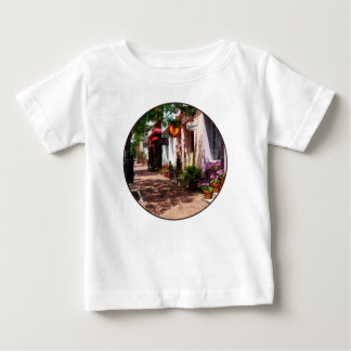 Street With Art Gallery and Tobacconist Alexandria Baby T-Shirt