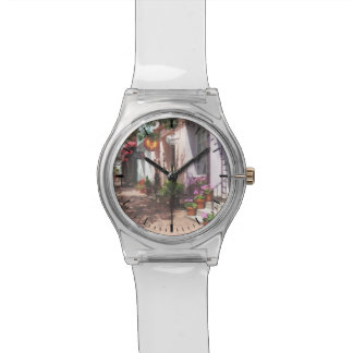 Street With Art Gallery and Tobacconist Alexandria Wristwatches