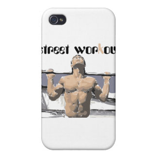 Street workout and Fitness for you. iPhone 4/4S Cases