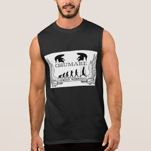 Street workout tshirt for man 2016 design zazzle for Design your own workout shirt