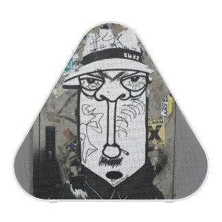 Streetart de Sr. Undercover Altavoz Bluetooth
