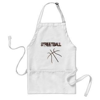 Streetball Adult Apron