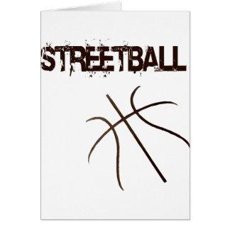 Streetball Card