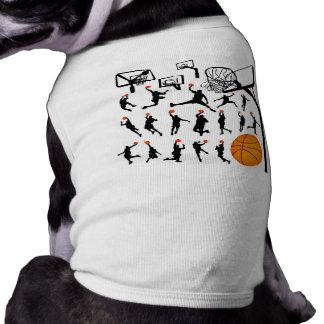 streetball pet shirt