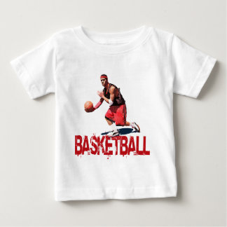 Streetball Dribble Baby T-Shirt