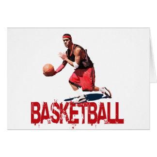 Streetball Dribble Card